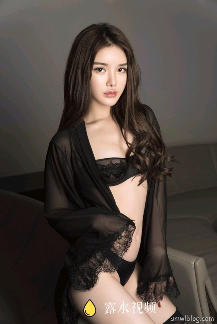 [露水TV] 2018.02.17 陈宇曦 [9P-7.20M]